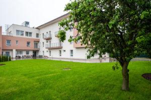 otoczenie Centrum Opieki i Rehabilitacji KlaraMed