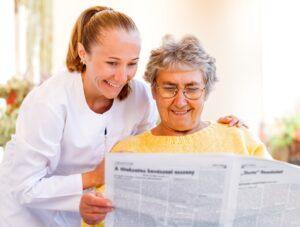 dom opieki dla osób z alzheimerem w Warszawie